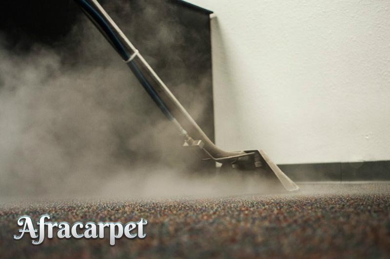 آیا قالیشویی با بخار امکان پذیر است؟