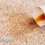 آیا قالیشویی لکه چای مانده روی فرش را از بین می برد؟