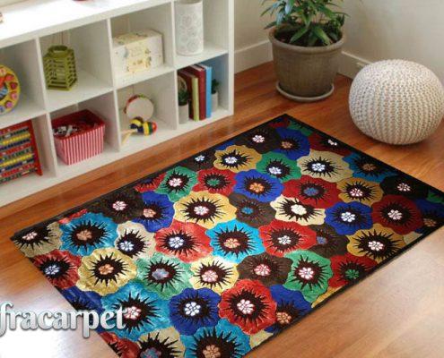 قالیشویی فرش های فانتزی