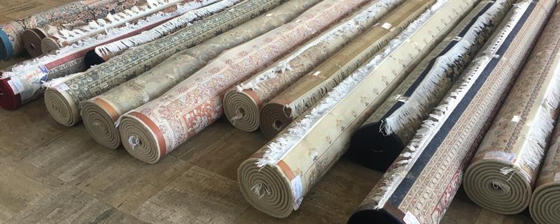 قالیشویی و پرداخت قالی های دستباف