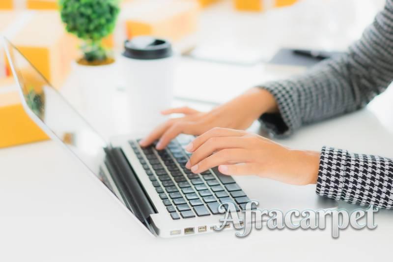 سفارش آنلاین برای تخفیف قالیشویی
