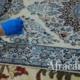 رنگ برداری از فرش دستباف